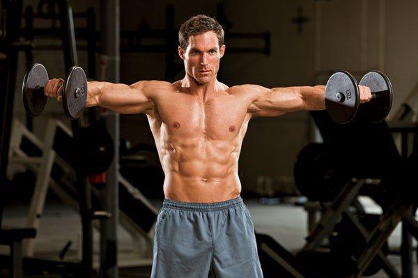 утренняя зарядка для мужчин комплекс упражнений картинки