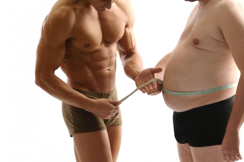 как убрать жир с внутренней стороны коленей